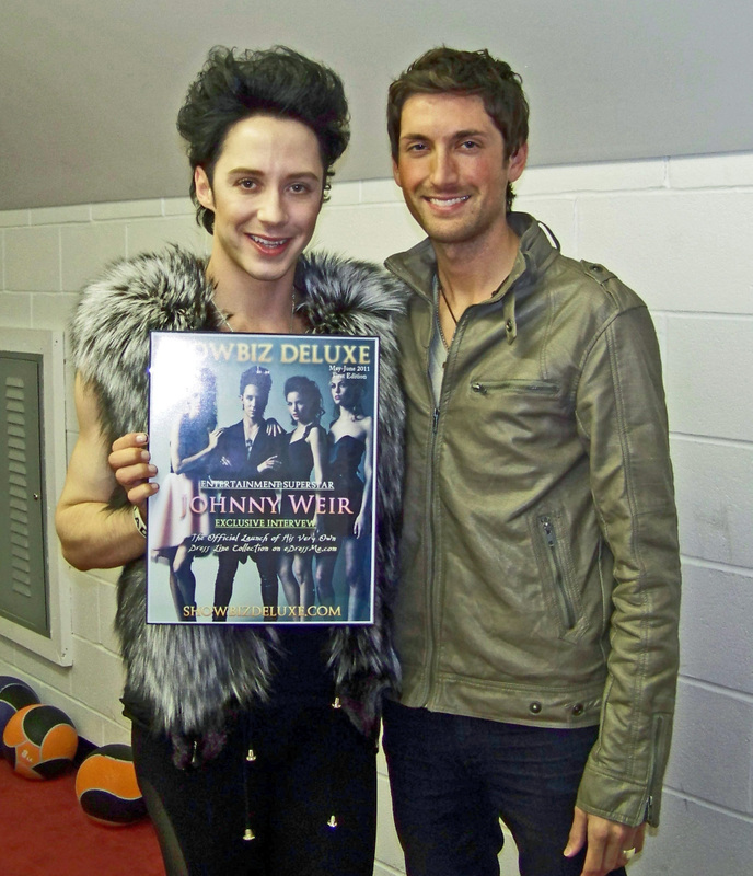 Johnny Weir (4.30.11)